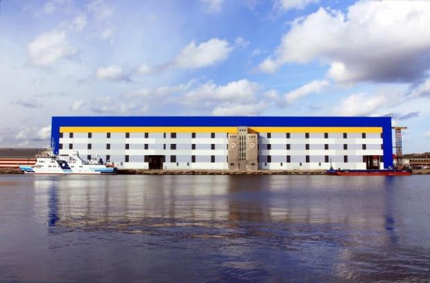 Nowa stocznia ma rozpocząć produkcję już w lipcu.