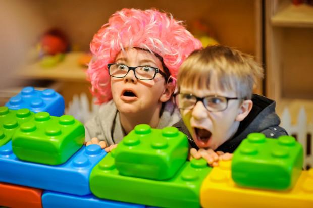 Na czas, gdy rodzice będą zajęci wykładami i warsztatami, dla najmłodszych czekać będzie  DziecięcaNaturaInżynierii.