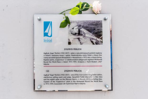 11.06.2018 Odsłonięcie tablic poświęconych pamięci Zygfryda Perlickiego i Zbigniewa Puchalskiego