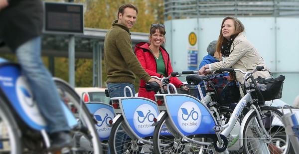 Dostawcą rowerów metropolitalnych dla Trójmiasta i Pomorza została firma Nextbike, która obsługuje kilkadziesiąt takich systemów w Polsce i w Europie.