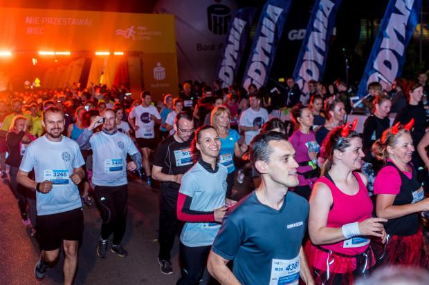 W 2017 roku Nocny Bieg Świętojański ukończyło 4249 osób.