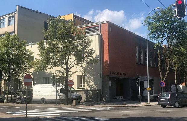 Dziś Dom Szwedzkiego Marynarza zmienił się w Konsulat Kultury, czyli miejsce dla animacji i działań kulturalnych w centrum Gdyni.