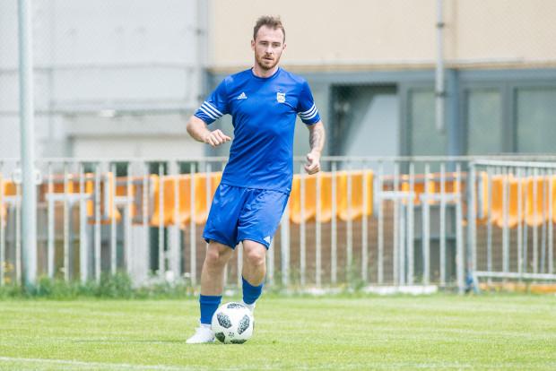Michał Janota potrzebował 9 minut gry w barwach Arki Gdynia, aby strzelić gola.