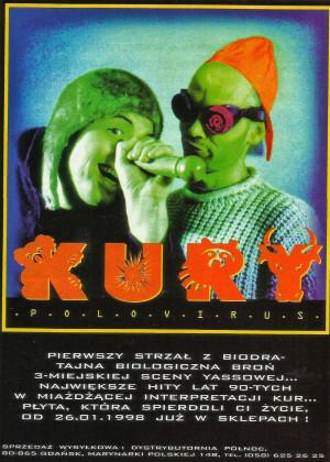 Wbrew zapowiedziom Kur, ta płyta zrobiła z życiem wielu ludzi coś zupełnie innego...