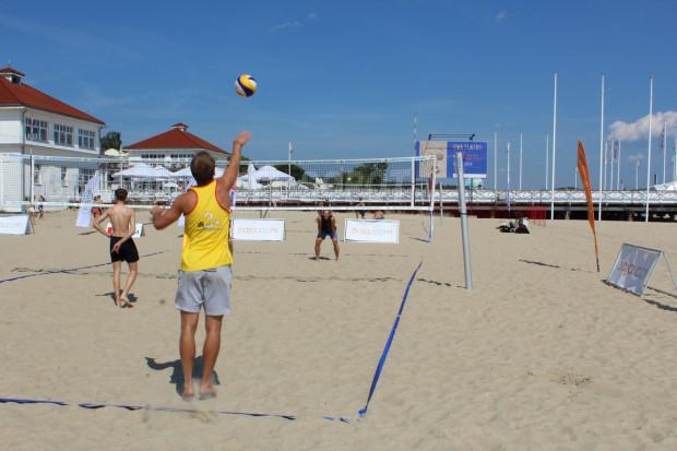 Do naszego weekendowego kalendarza dla aktywnych wracają m.in. turnieje siatkarskie Ziaja Cup na plaży w Sopocie.