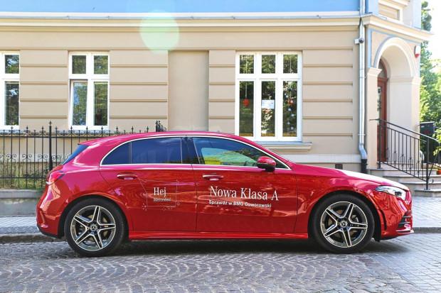 Nowy Mercedes-Benz Klasy A.