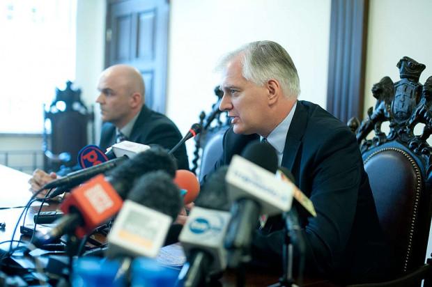 Jarosław Gowin kilka razy przedstawiał założenia nowej ustawy na trójmiejskich uczelniach.