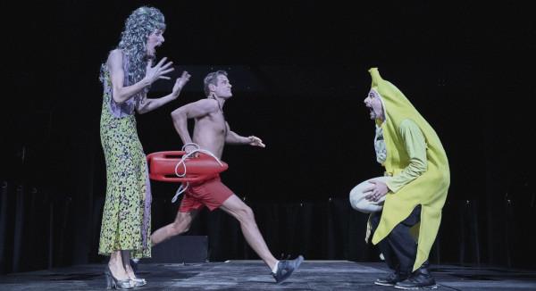 """Po raz pierwszy na Festiwalu Szekspirowskim gości spektakl czeski. Jest nim """"Miarka za miarkę"""" Divadlo pod Palmovkou w Pradze, w reżyserii Jana Klaty. Można go zobaczyć 2 sierpnia."""
