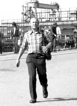 Zawsze na posterunku, zawsze z aparatem. Janusz Uklejewski miał 86 lat.