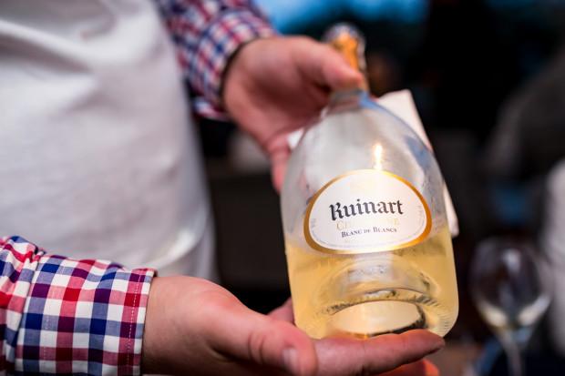 Ruinart to najstarszy dom szampański na świecie.
