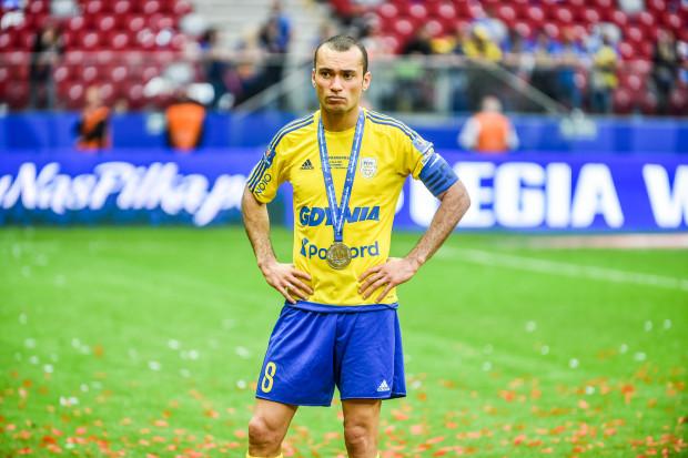 Marcus w poprzednim sezonie często bywał kapitanem Arki Gdynia. W tej roli wystąpił m.in. w finale tegorocznego Pucharu Polski.