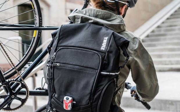 f07646a3c55a8 Idealny plecak miejski  wodoodporny z dużą ilością kieszeni i ładnym  wyglądem