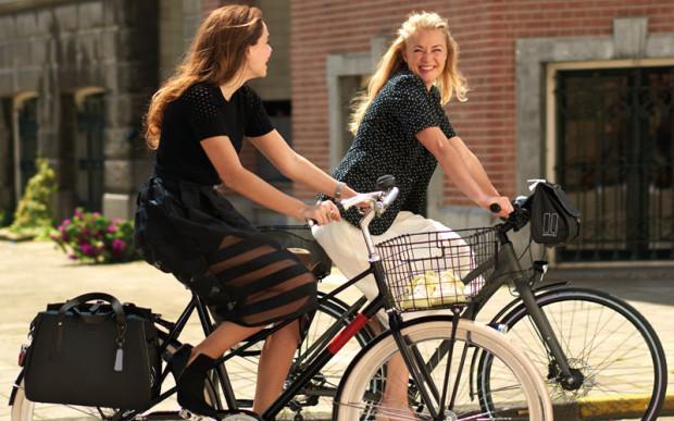 Kosze i torby to idealny sposób na przewożenie niewielkich przedmiotów w mieście