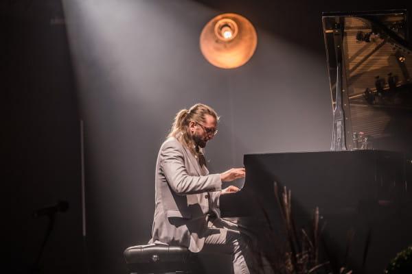 Leszek Możdżer Kwartet zagra 3 sierpnia na Ulicy Elektryków.