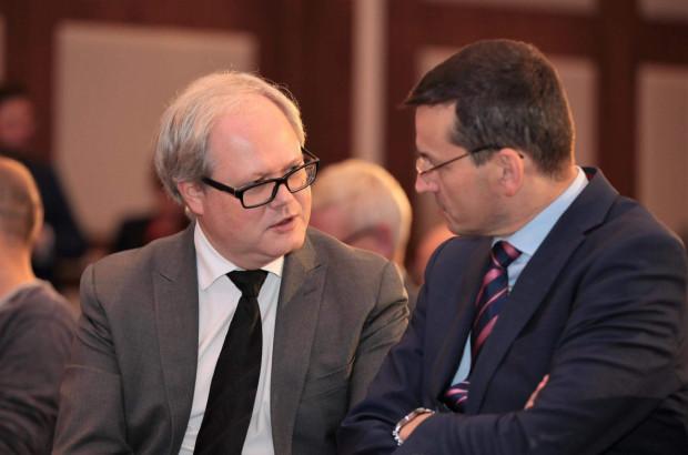Arkadiusz Siwko został odwołany z fotela prezesa Energi po niecałym miesiącu urzędowania.