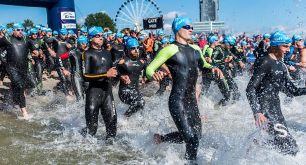 Zawody triathlonistów Ironman wpisały się w kalendarz gdyńskich imprez.