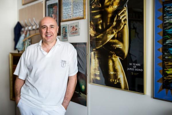 Dr hab. n. med. Jerzy Jankau, ordynator Kliniki Chirurgii Plastycznej GUMed/UCK.