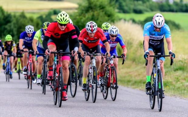 Cyklo Pelplin to nowa lokalizacja wyścigu kolarstwa szosowego organizowana przez Trójmiejskie Stowarzyszenie Rowerowe.