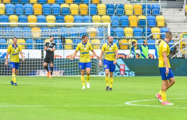 Na początku sezonu w Arce jest ścisła hierarchia w drużynie. Czy to pomoże osiągnąć dobry wynik w meczu z Cracovią?