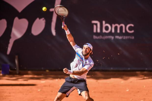 Paolo Lorenzi potrzebował niemal trzech godzin, aby wygrać finał Sopot Open.