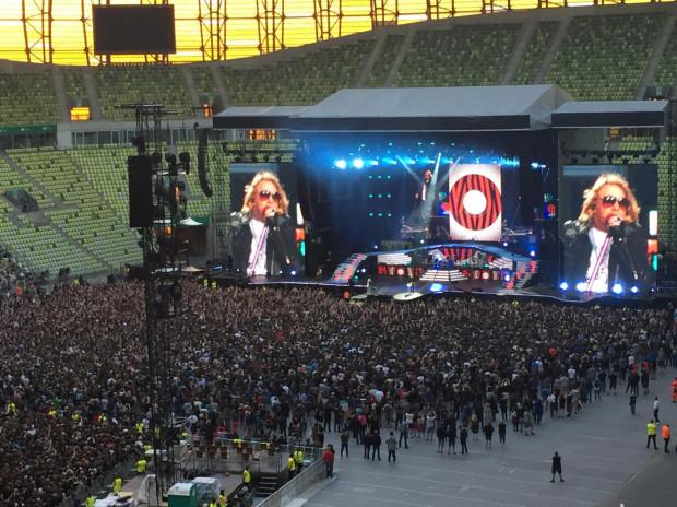 Ubiegłoroczny koncert Guns N'Roses był ostatnią dużą imprezą na Stadionie Energa Gdańsk. Na kolejną gwiazdę musimy poczekać co najmniej do przyszłego roku.