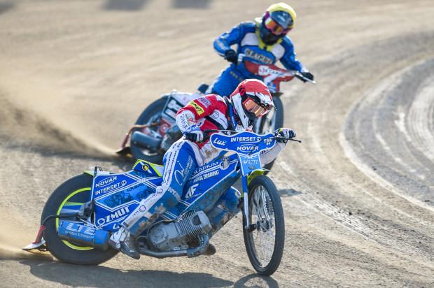 Marcin Turowski pojechał bardzo równo i w każdym z czterech startów przyjeżdżał na drugiej pozycji.
