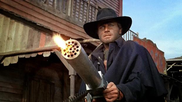 """Organizatorzy Octopus Film Festivalu chcą też przypomnieć wymarłe gatunki, które obecnie rzadko funkcjonują we współczesnym kinie. Wśród propozycji znajdziemy m.in. włoski spaghetti western """"Django"""", który inspirował między innymi George'a Lucasa czy Quentina Tarantino."""