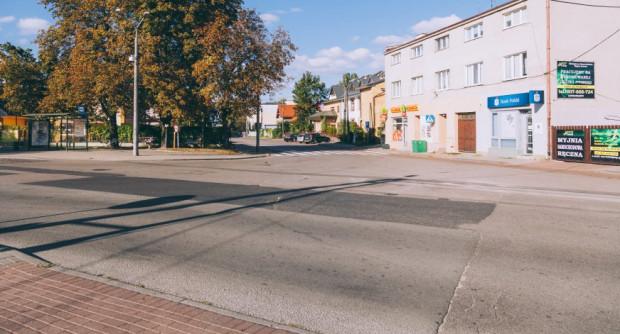 Przebudowa skrzyżowania usprawni przejazd, ale pomoże też pieszym.
