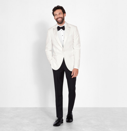 90432da74d3ef Modny pan młody - trendy w męskiej modzie ślubnej