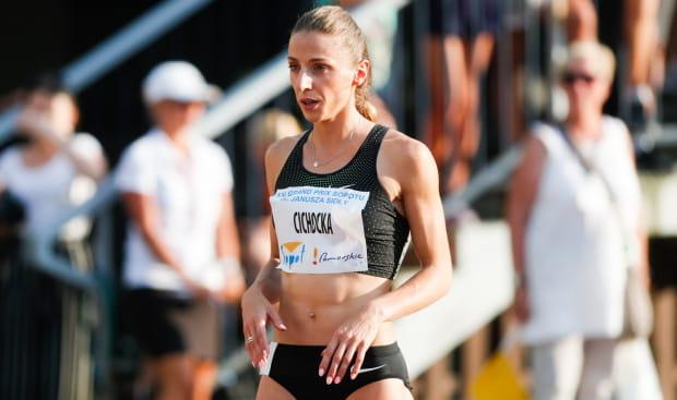 Pomimo wcześniejszych założeń Angelika Cichocka zdecydowała, że pobiegnie na ME w Berlinie na dystansie 1500 metrów. W piątek awansowała do finału tej konkurencji.