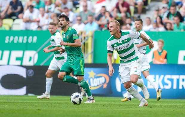 Daniel Łukasik (na zdjęciu) liczy na to, że w piątek oprócz dobrze zorganizowanej obrony, Lechia pokaże pełną siłę w ofensywie.