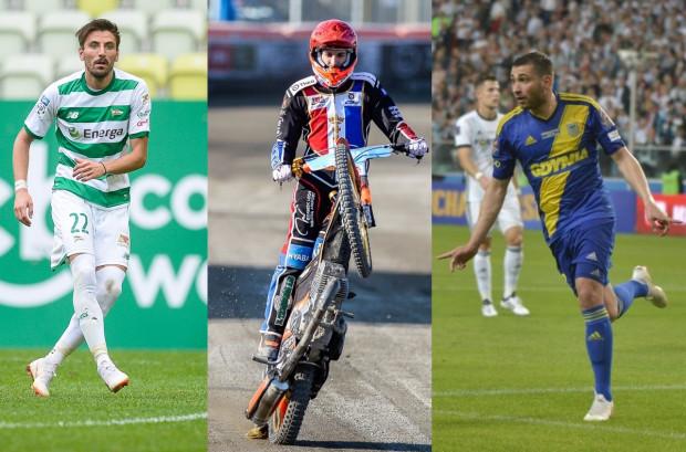 W lipcu w meczach o stawkę kibicować można było tylko piłkarzom Lechii i Arki oraz żużlowcom Wybrzeża. Mimo tego, emocji nie brakowało.