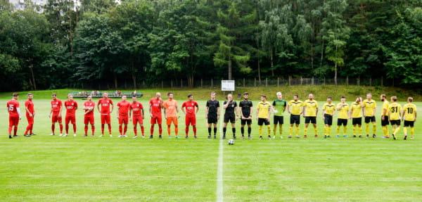Akademia Piłkarska - Ogniwo. Derby Sopotu na otwarcie piłkarskiej A klasy.