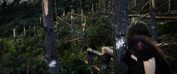 """Filmowcy zdjęcia do """"Derecho"""" planowali już w ubiegłym roku, ale szyki pokrzyżowała potężna nawałnica. W tereny najbardziej poszkodowane i zniszczone w wyniku wiatru ekipa planuje wrócić we wrześniu."""