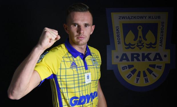 Adam Deja jako wolny piłkarz przyszedł do Arki Gdynia, a zatem mógł podpisać kontrakt po zamknięciu okna transferowego.
