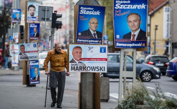 Tak zeszpeconego plakatami wyborczymi krajobrazu w tym roku mamy nie zobaczyć.