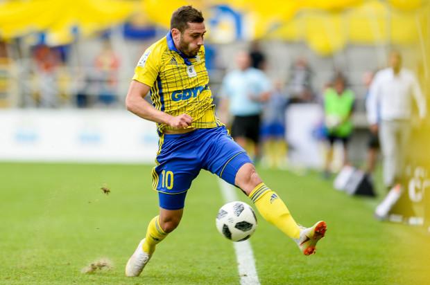 Luka Zarandia strzelił dwa gole dla młodzieżowej reprezentacji Gruzji w towarzyskim meczu z Maltą. 16 października może w Gdyni zagrać przeciwko Polsce.