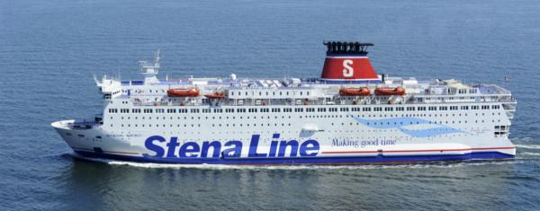 Stena Spirit  to prom Stena Line pływający na trasie Gdynia-Karlskrona. Statek ma 176 m długości i 29 m szerokości. Może płynąć z prędkością maksymalną 21,5 węzłów. Zabiera na pokład 1700 pasażerów.  Stena Spirit  wszedł do eksploatacji w 1988 roku jakoStena Scandinavica, a po generalnym remoncie w 2011 roku wszedł na linięKarlskrona-Gdynia. NazwęStena Spiritwyłoniono na drodze ogólnopolskiego konkursu. Matką chrzestną była pochodząca z Gdyni aktorkaAnna Przybylska.