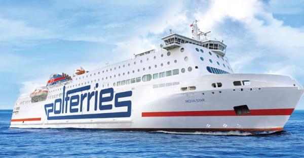 """Nova Star  to prom ro-pax dzierżawiony przez PŻB Polferries pływający na trasie Gdańsk-Nynäshamn. Statek ma 161 m długości i 25,6 m szerokości. Może płynąć z prędkością maksymalną 21 węzłów. Zabiera na pokład 1215 pasażerów. """"Nova Star"""" to prom typu ro-pax zbudowany w2011 roku, wstoczni ST Marine wSingapurze. Jeszcze niedawno pływał na linii zMaroka do Hiszpanii."""