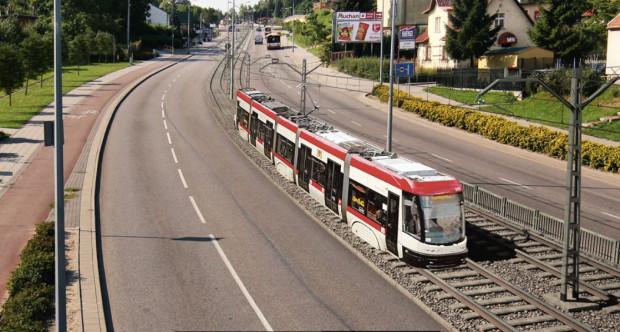 Tramwaj na ul. Łostowickiej to propozycja Kacpra Płażynskiego na szybszy dojazd między południem Gdańska a Wrzeszczem.