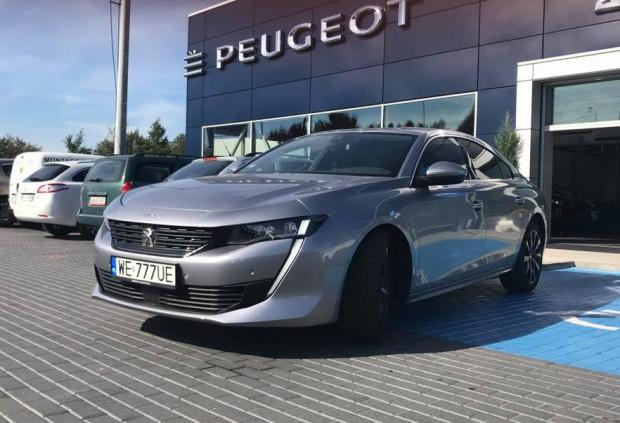 Peugeot 508 to jedna z ciekawszych tegorocznych premier motoryzacyjnych.