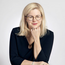 Dr Annie Black, Dyrektorka Fundacji L'Oreal, od 20 lat wspólnie z UNESCO promującej najwybitniejsze kobiety badaczki z całego świata.