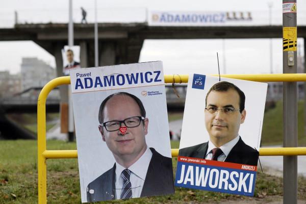 W 2014 roku Gdańsk w przeciwieństwie do obecnej kampanii wyborczej, był zalany dyktami z plakatami wyborczymi.