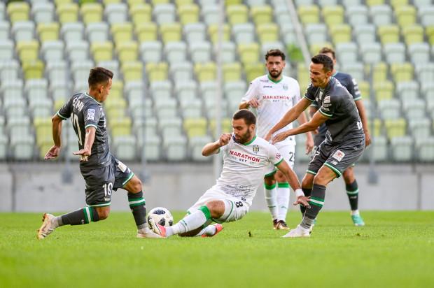 Wielu uczestników wrześniowego typera potraciło punkty typując zwycięstwo piłkarzy Lechii w towarzyskim starciu z Karpatami Lwów.