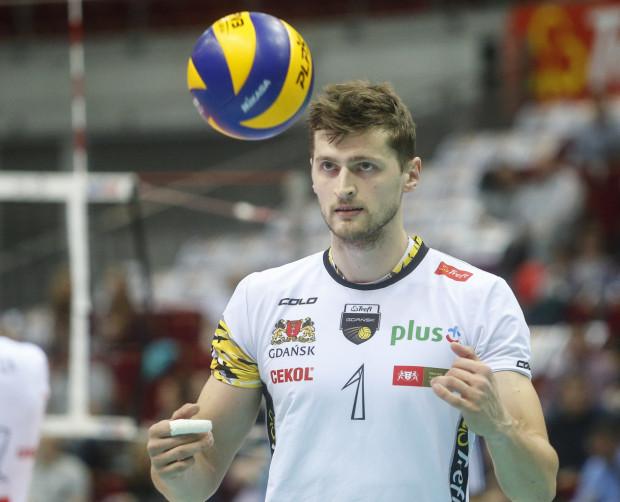 Piotr Nowakowski, dwukrotny mistrz świata w siatkówce, został Ligowcem Września. Możesz zadać pytania zawodnikowi Trefla Gdańsk.
