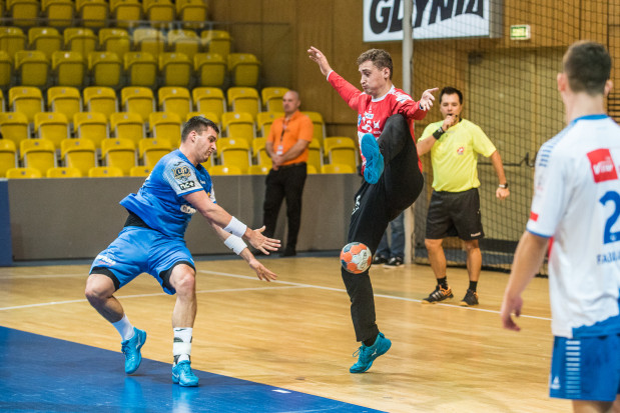 Adam Morawski po przerwie nie dopuścił do niespodzianki w Gdyni, ale i tak Arce należy się pochwała za postawę w meczu z wicemistrzami Polski.