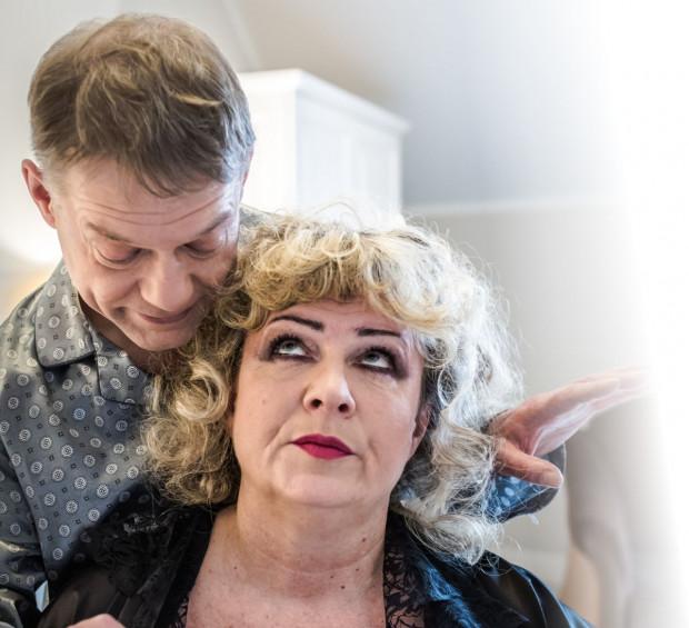 """""""Seks dla opornych"""" Nowego Teatru ze Słupska zagrany zostanie w Sali Koncertowej Portu Gdynia 8 grudnia."""