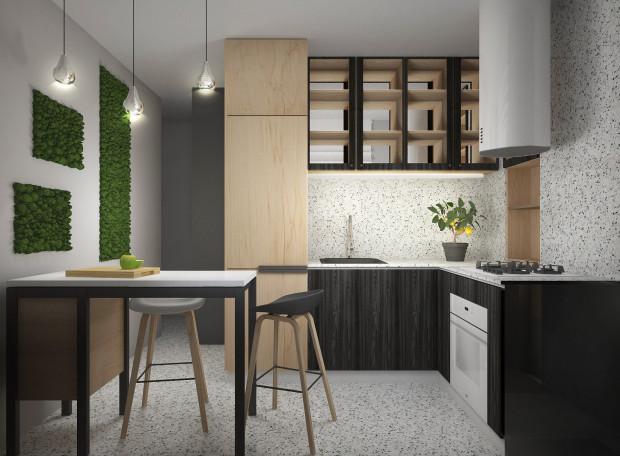 Aranżacje Wnętrz Mała Kuchnia W Bloku Serwis Dom I Nieruchomości
