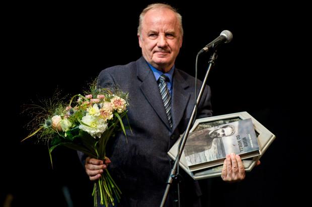 Stanisław Janke został laureatem pierwszej Kaszubskiej Nagrody Literackiej.