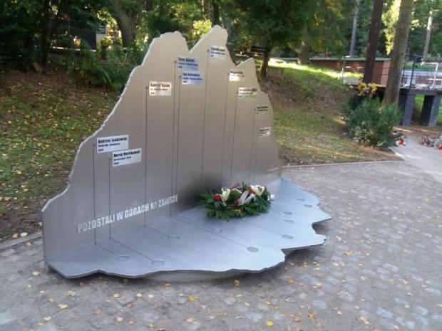 Odsłonięcie Miejsca Pamięci zaplanowano na sobotę.